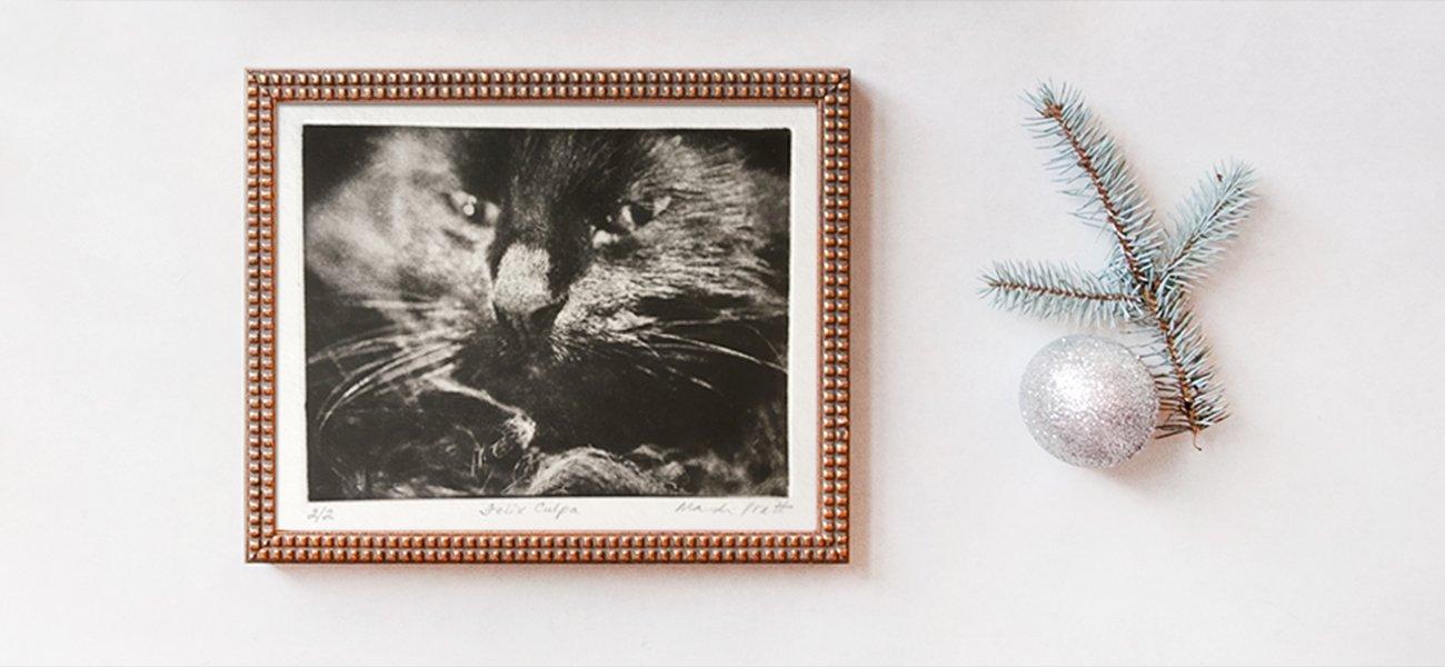 Greyboy-Pet-Prints-Framed-Cat-Art