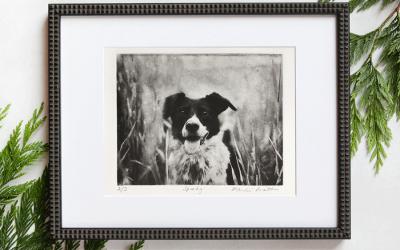 Pet Portrait Holiday Gift Deadline