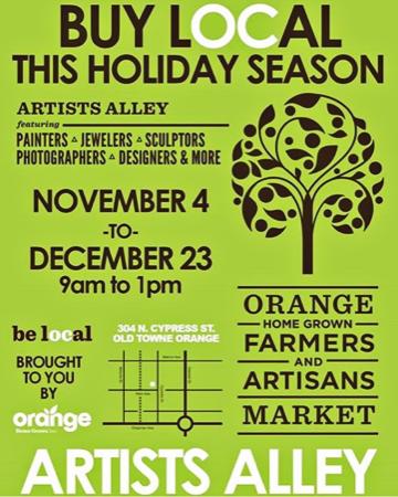 Orange-Farmers-Market-Artist-Holiday-Boutique